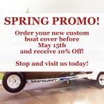 Spring Promotion!